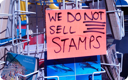 We-do-NOT-sell-stamps