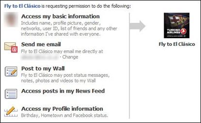 El-Clasico-app-permissions-page-on-Facebook