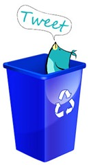 Tweet-(with-Twitter)-in-the-bin