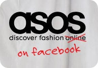 ASOS on facebook image