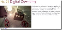 Digital Downtime