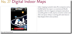 Digital Indoor Maps