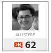 Klout score for Allisterf