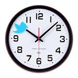 Twitter-o'clock