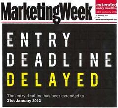 Marketing-Week-cover-19-January-2012