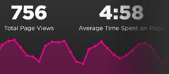 Re.vu stats example