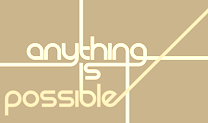 Anything is possible graphic