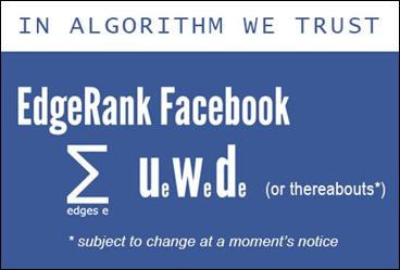 facebook edgerank formula thumb - Facebook Marketing Secrets Straight From The Experts