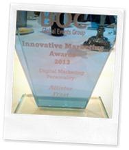 BOC Digital Marketing Personality of the Year 2013 Award